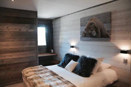Bolquere, France: chambre_ours