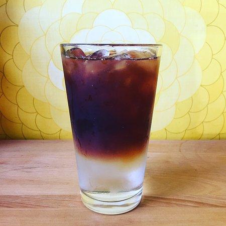 Fayetteville, AR: Hijinx - coffee lemonade.