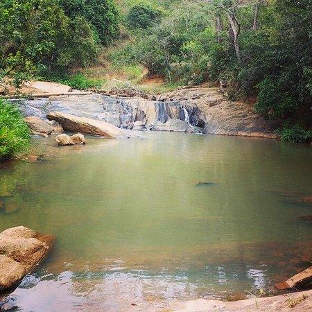 Barra Longa, MG: Cachoeira Jurumirim