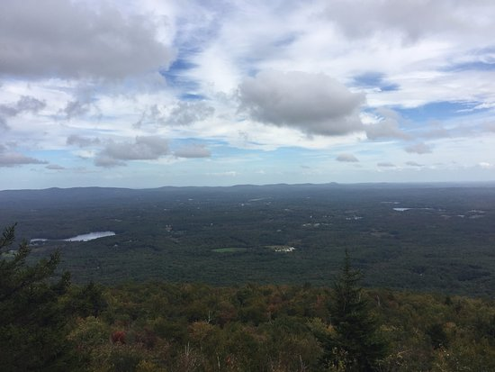 Peterborough, NH: from the peak