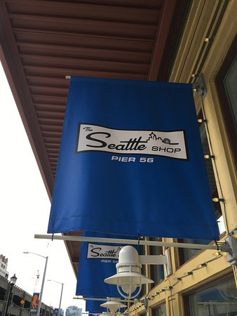 The Seattle Shop at 56