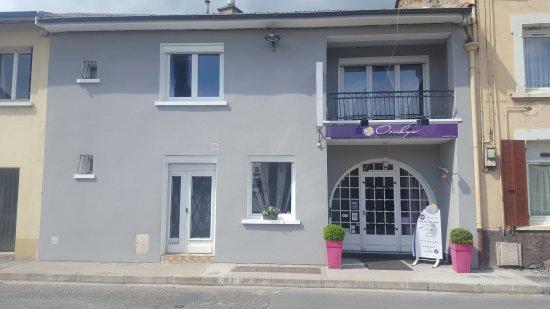 Balbigny, França: Oxalys Restaurant