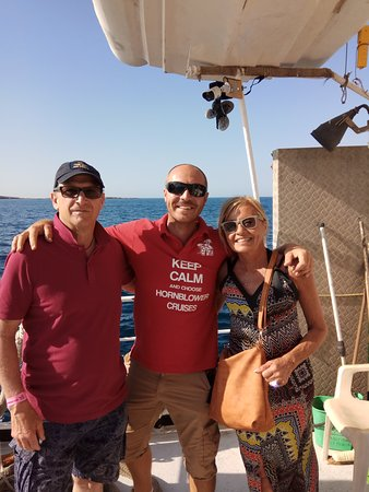 Bugibba, Malta: Kevin  the best