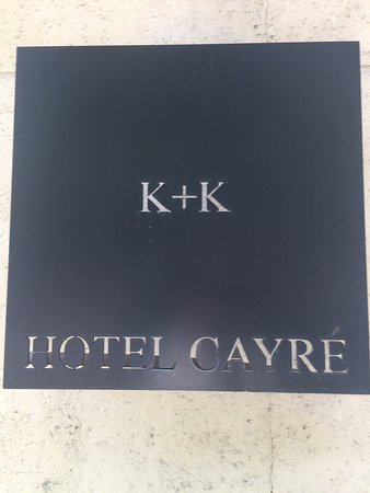 K+K Hotel Cayre: photo2.jpg