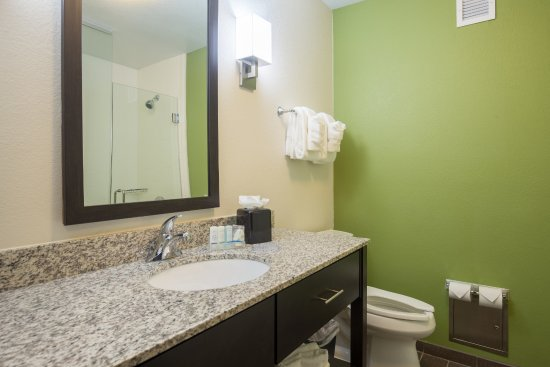 Ingleside, TX: King Suite Bathroom, Stand up Shower