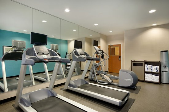 เมสกีต, เท็กซัส: Fitness Facility at our Mesquite Fairfield Inn & Suites