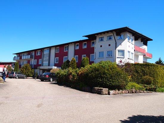 Wellness Hotel Park-Hill: Sehr schönes Hotel