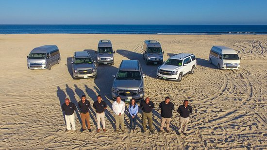 We are VIP TRANSPORTATION LOS CABOS