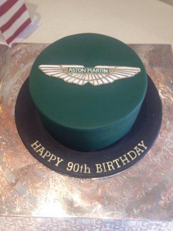 Oswestry, UK: The 'Absolutely Fabulous' Birthday celebration!