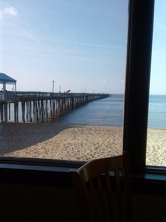 Lynnhaven Pier Restaurant Virginia Beach Va