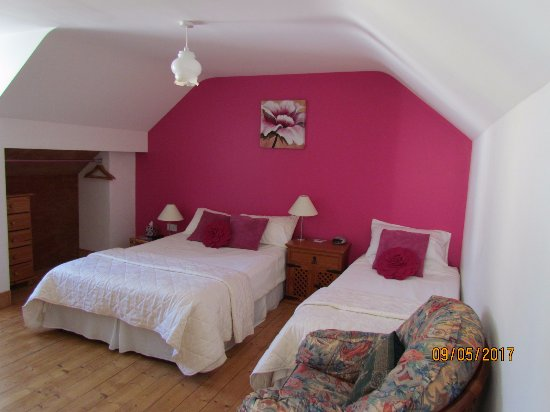 Graiguenamanagh, Irlanda: Family /Twin Room. Varying from €35/ €40 pp