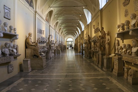 Walks Inside Rome: Vatican Museum