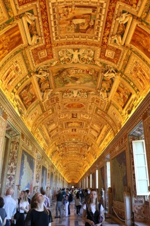 Walks Inside Rome: Vatican Museeum