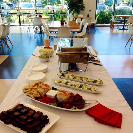 Redwood City, CA: Host your events at Rendezvous!