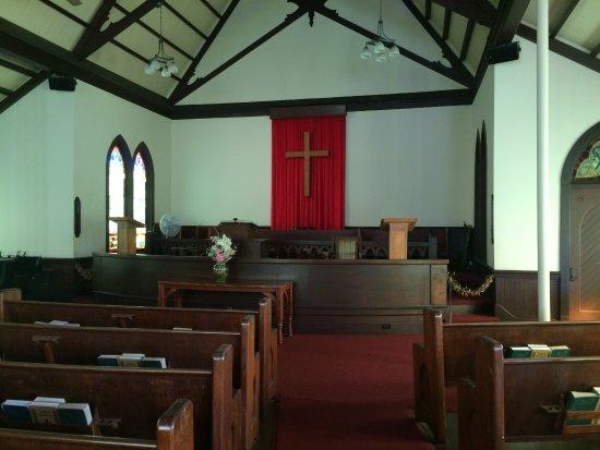 Hanalei, HI: Elegant Hawaiian Church