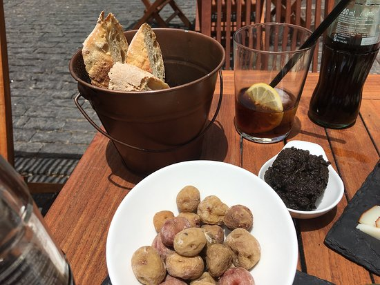 Restaurante Hesperides : Tapas ein Traum