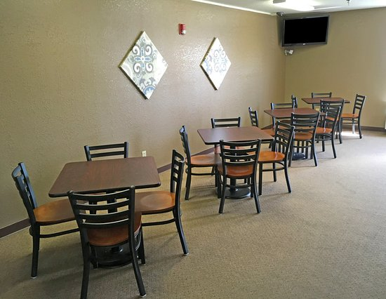 Smackover, Арканзас: Breakfast Area