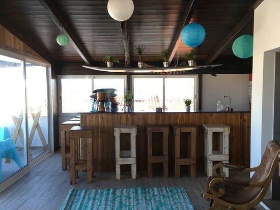 Atlantic Lodge by Surflife Atlantic Riders: Rooftop Bar