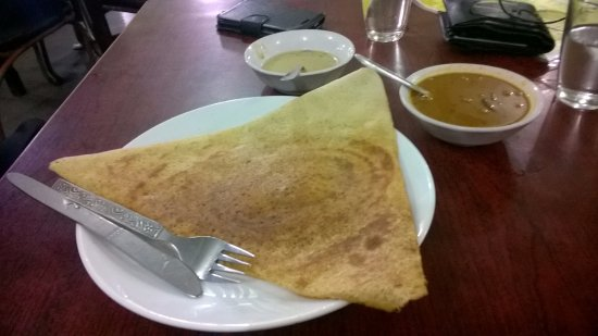 Indian Coffee House: Dosa