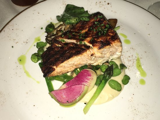 Burlington, MA: Salmon - Awesome!