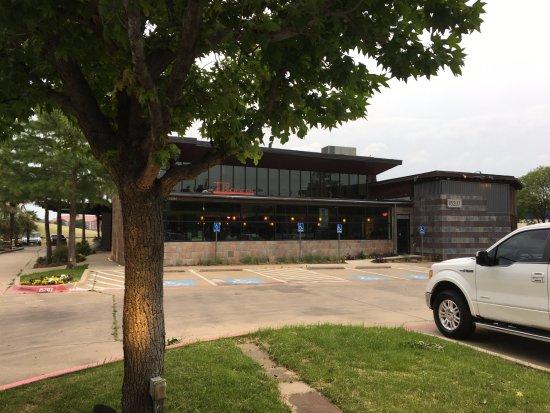 Addison, تكساس: Outside view