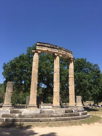 Olimpia antica (Archaia Olympia): Ancient Olympia