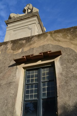 La Certosa di San Giacomo: Здание библиотеки