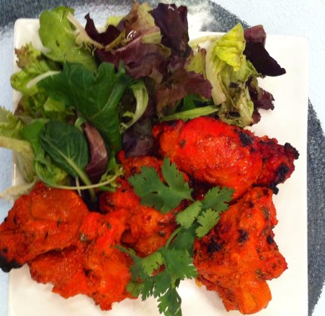 Frankston, Australia: Chicken Tikka