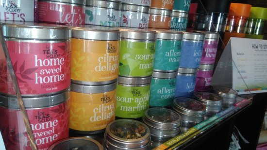 Lindsay, Canada: Tea, please!!!!
