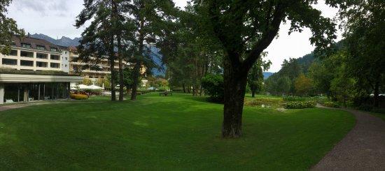 Bad Ragaz, Schweiz: Privat Bereich / Spa