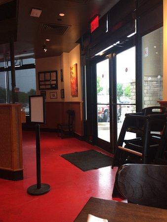Pei wei asian diner asian restaurant 5954 s yale ave for Asian cuisine tulsa ok