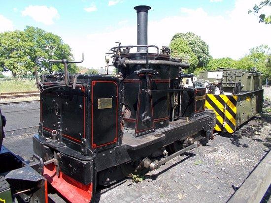 Leighton Buzzard, UK: 1877 built Chaloner