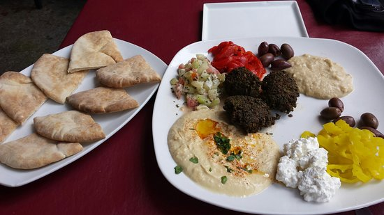 Ramsi's Cafe On the World: Delicious Appetizer