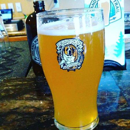Moses Lake, WA: Fresh brewed beer.