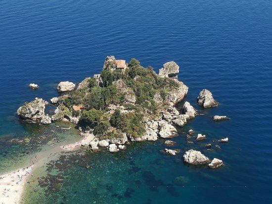 Zafferana Etnea, Italia: Taormina Isolabella