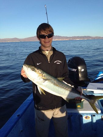 Mijito sport fishing loreto all you need to know for Loreto mexico fishing