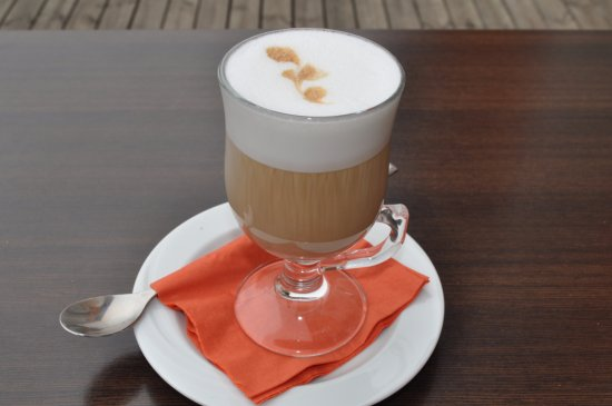 Blonduos, Iceland: Coffee Latte