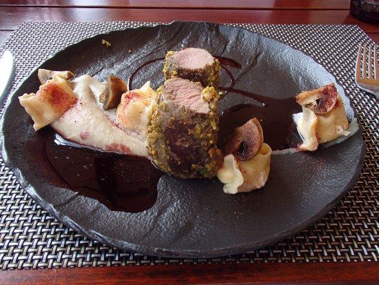 Magellan Restaurant: Venison