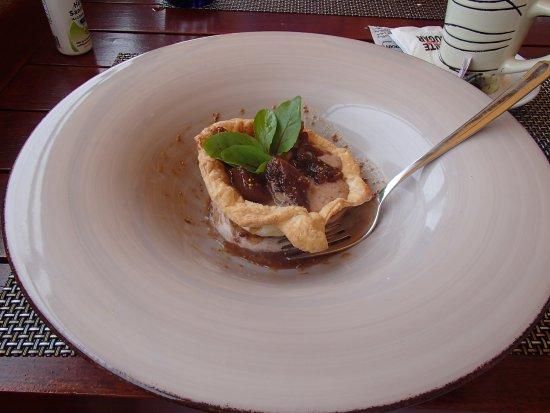 Magellan Restaurant: Fig tart
