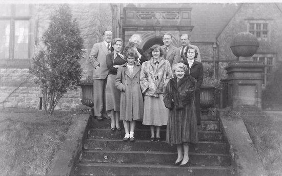 Mappleton, UK: The property in 1955