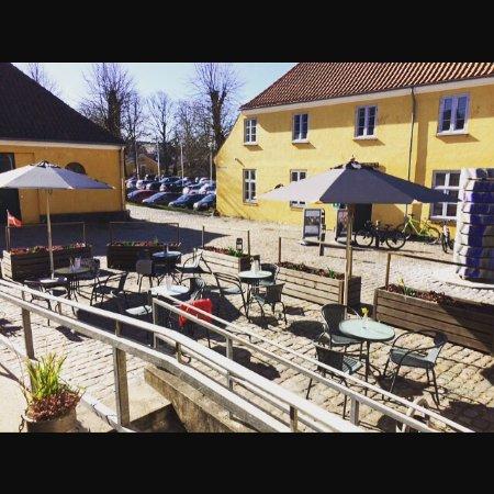เนสต์เวด, เดนมาร์ก: Cafe Grønnegade