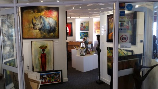 Heather Auer Art & Sculpture Gallery