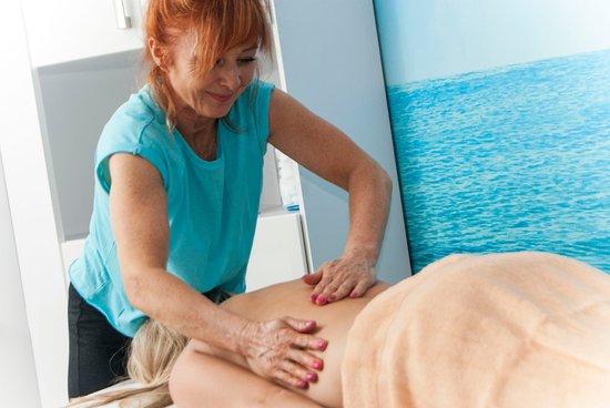 bäst massage djup hals nära Göteborg