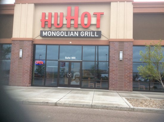 Huhot Mongolian Grill: Enter here