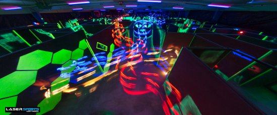 LaserSports Lasertag