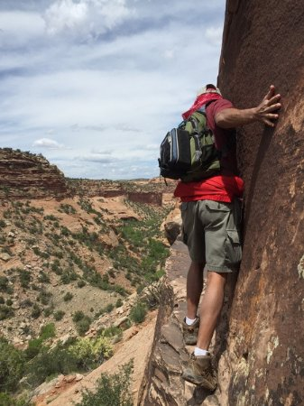 Fruita, CO: In Mee Canyon--Colorado National Monument