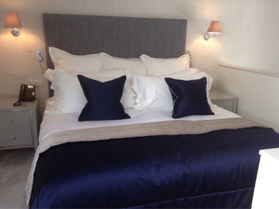 The Samling Hotel: Fabulous room, comfortable bed and amazing views!
