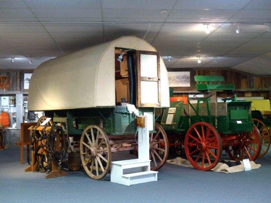 กิลเลตต์, ไวโอมิง: Chariot