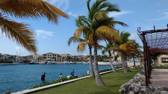 Cap Cana, جمهورية الدومينيكان: Marina de Cap Cana.