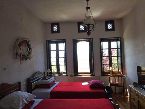 Ano Poroia, Greece: Kamer in Viglatoras